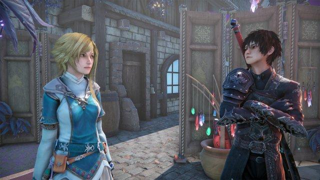 Edge of Eternity ist ein Japan-Rollenspiel aus Frankreich.