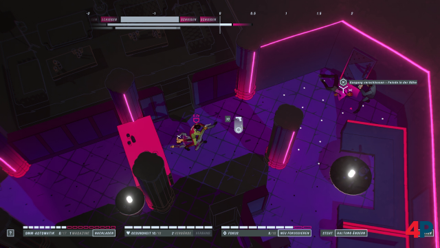 Screenshot - John Wick Hex (PC) 92598017