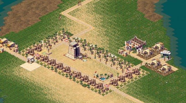 Screenshot - Pharaoh: A New Era (PC)