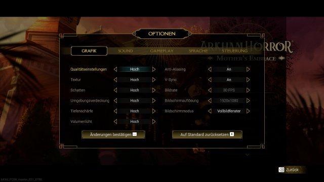 Screenshot - Arkham Horror: Mother's Embrace (PC) 92637820
