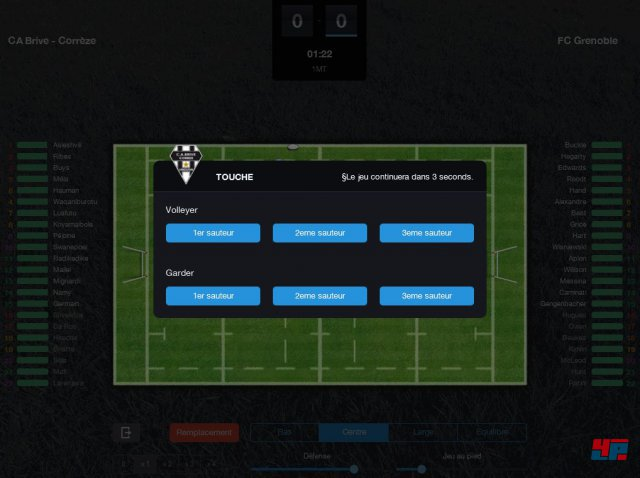 Screenshot - Pro Rugby Manager 2015 (iPad) 92486539