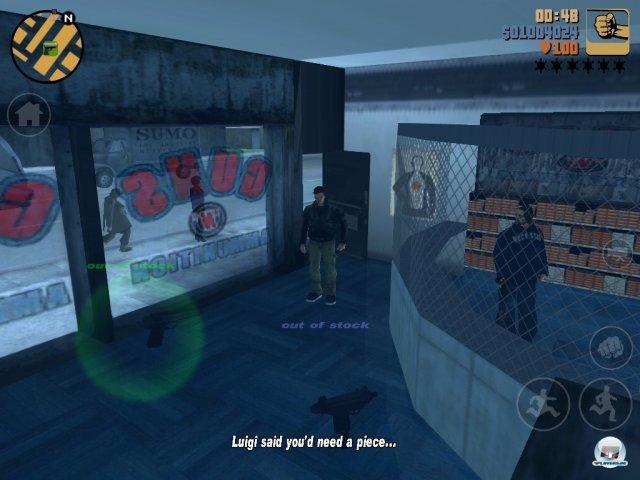Screenshot - Grand Theft Auto III (iPad) 2299472