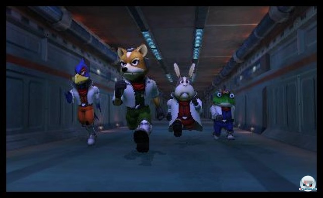 Screenshot - Star Fox 64 3D (3DS) 2230618