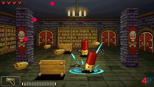 Screenshot - Enter the Gungeon: House of the Gundead (Spielkultur)