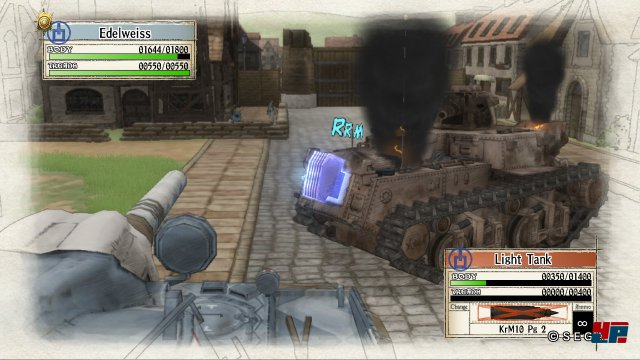 Screenshot - Valkyria Chronicles (Switch)