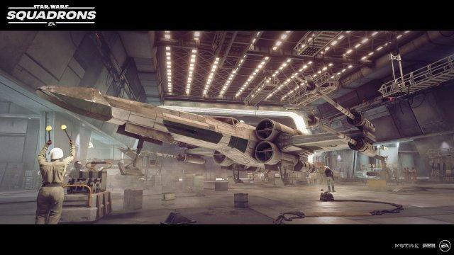 Screenshot - Star Wars: Squadrons (PC)