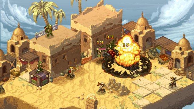 Screenshot - Metal Slug Tactics (PC) 92643827