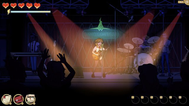 Screenshot - Scarlet Hood and the Wicked Wood (PC)
