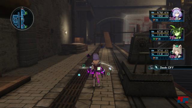 Screenshot - Death end re;Quest (PS4) 92583145