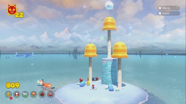 Screenshot - Super Mario 3D World   Bowser's Fury (Switch) 92634398