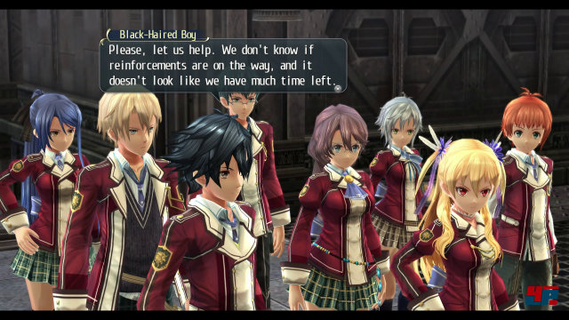 Screenshot - The Legend of Heroes: Trails of Cold Steel (PS4)