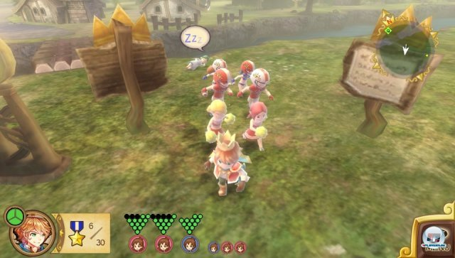 Screenshot - New Little King's Story  (PS_Vita) 2375207