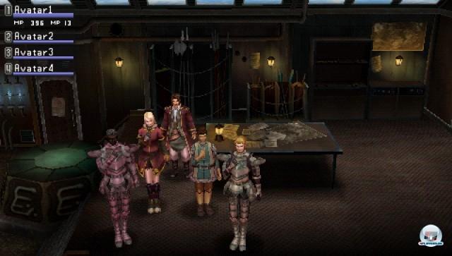 Screenshot - White Knight Chronicles: Origins (PSP) 2226982