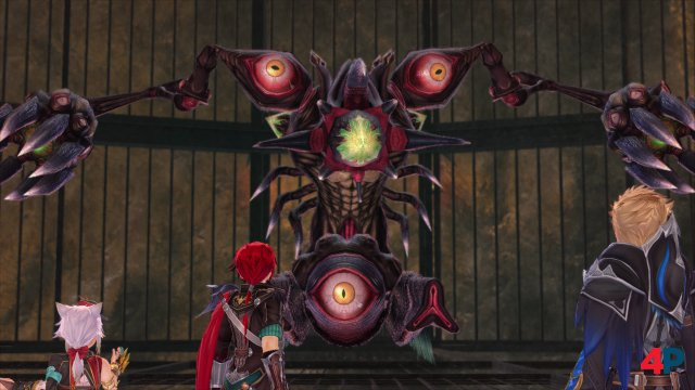 Screenshot - Ys 9: Monstrum Nox (PC)