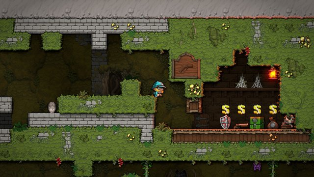 Screenshot - Spelunky 2 (PC, PlayStation4) 92624381
