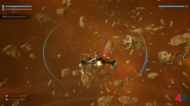Screenshot - Subdivision Infinity DX (PlayStation4Pro) 92593350
