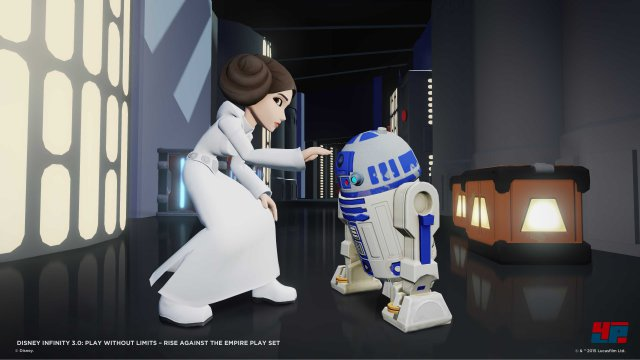 Screenshot - Disney Infinity 3.0: Play Without Limits (360) 92506071