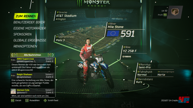 Screenshot - Monster Energy Supercross - The Official Videogame (PC) 92559941