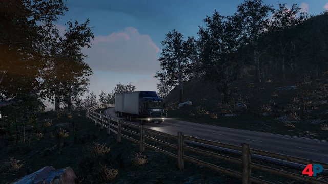 Screenshot - Truck & Logistics Simulator (PC)