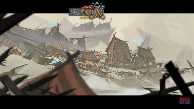 Screenshot - The Banner Saga 2 (PC) 92525003