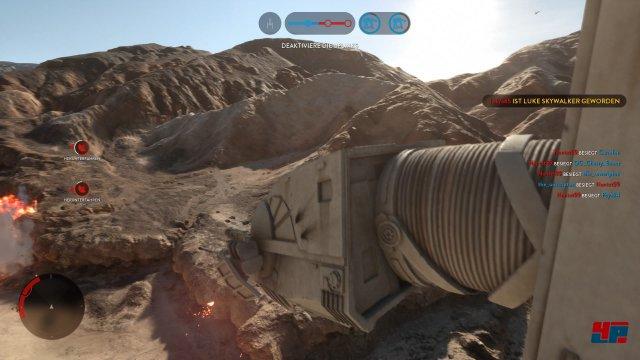 Screenshot - Star Wars Battlefront (PlayStation4) 92516860