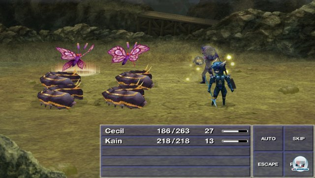 Screenshot - Final Fantasy IV (iPhone) 92435937