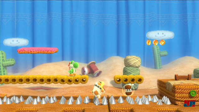 Screenshot - Yoshi's Woolly World (Wii_U) 92507629