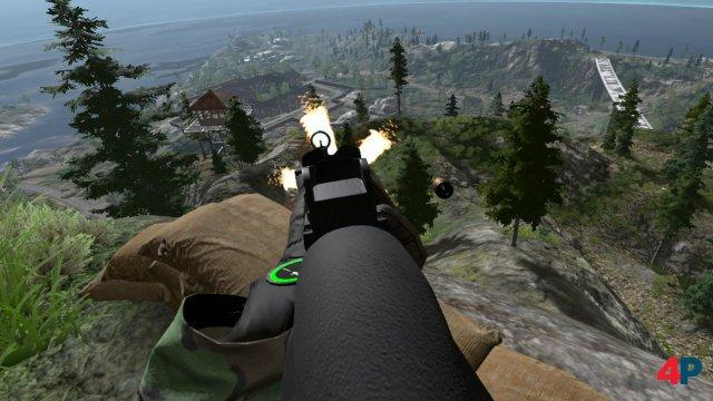 Screenshot - Virtual Battlegrounds (HTCVive) 92610951