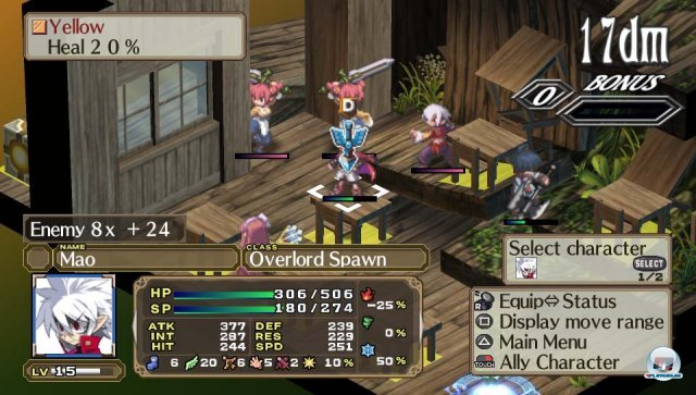 Screenshot - Disgaea 3: Absence of Detention (PS_Vita) 2341597