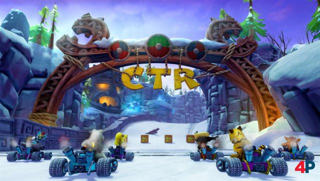 Screenshot - Crash Team Racing Nitro-Fueled (PS4) 92591139