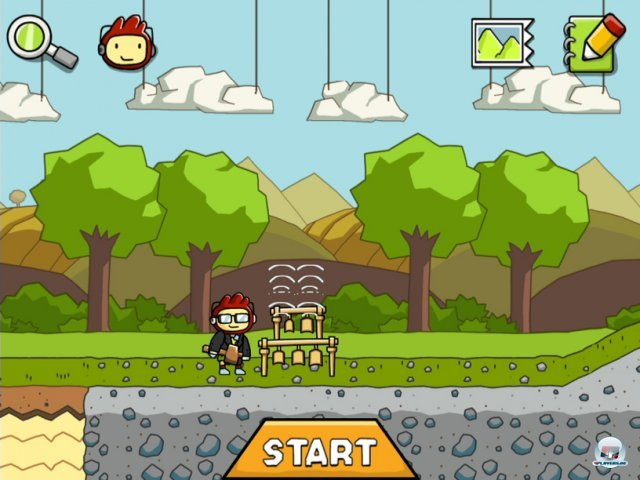 Screenshot - Scribblenauts Remix (iPad)