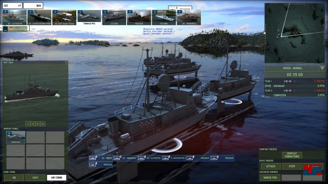 Screenshot - Wargame: Red Dragon (PC)