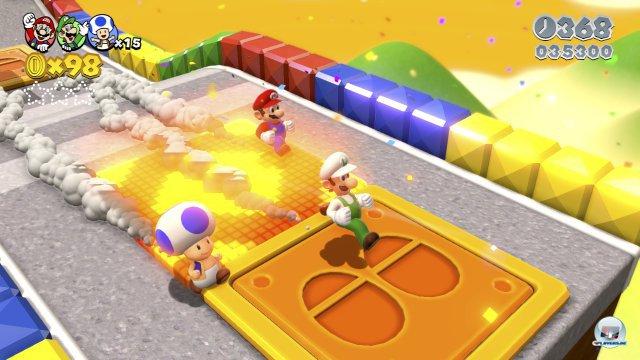 Screenshot - Super Mario 3D World (Wii_U) 92472203