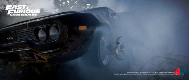 Screenshot - Fast & Furious Crossroads (PC)