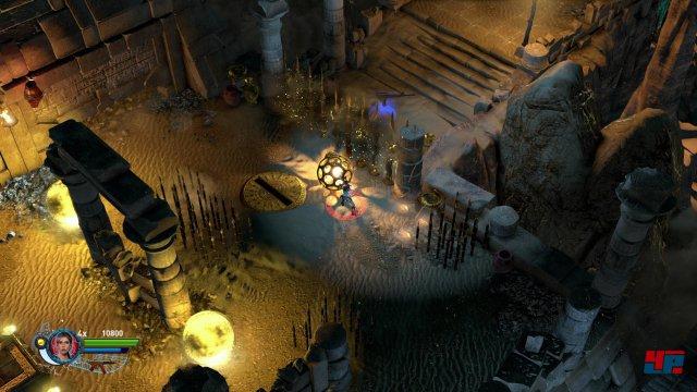 Screenshot - Lara Croft und der Tempel des Osiris (PC) 92496309