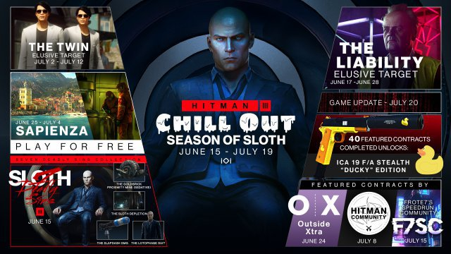 Screenshot - Hitman 3 (PC, PS4, PlayStation5, Stadia, Switch, One, XboxSeriesX) 92644537