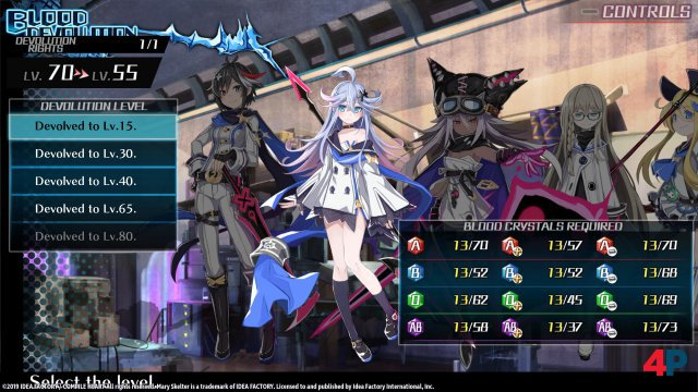 Screenshot - Mary Skelter 2 (Switch)