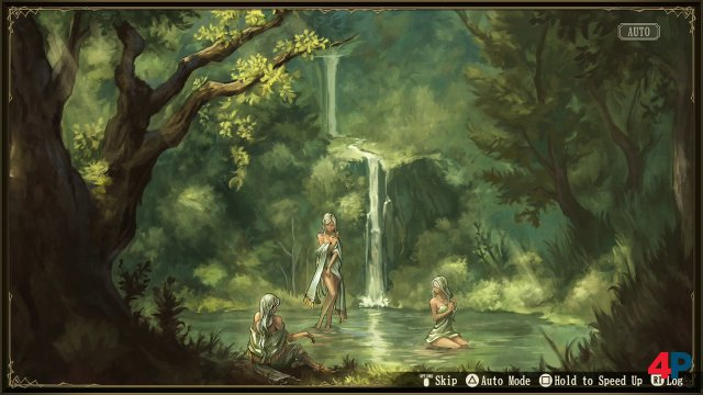 Screenshot - Brigandine: The Legend of Runersia (PS4)