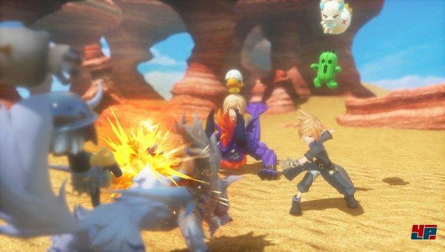 Screenshot - World of Final Fantasy (PlayStation4) 92507743