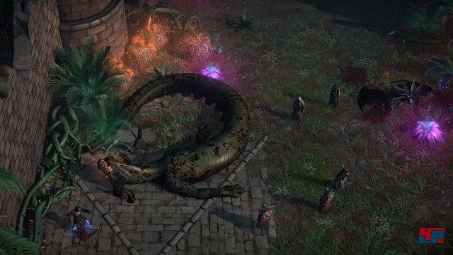 Screenshot - Pathfinder: Kingmaker (Linux) 92579512