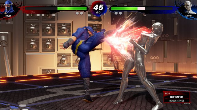 Screenshot - Virtua Fighter 5 Ultimate Showdown (PS4) 92643170
