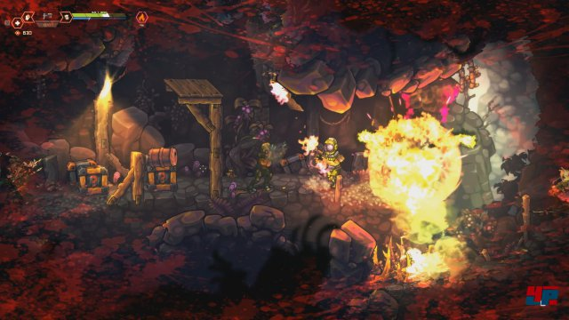 Screenshot - Zombotron (PC)