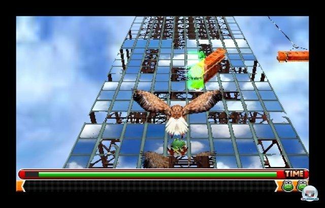 Screenshot - Frogger 3D (3DS)