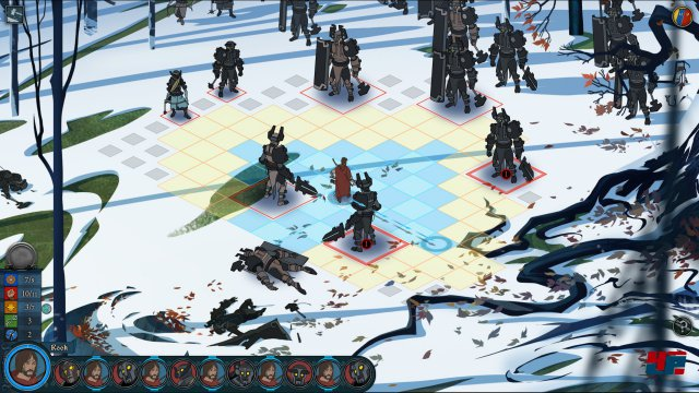 Screenshot - The Banner Saga 2 (PC) 92524960