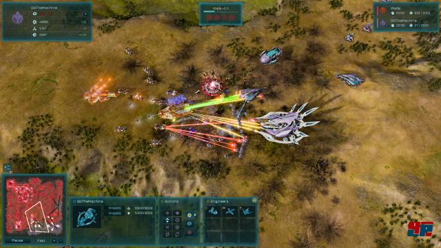 Screenshot - Ashes of the Singularity: Escalation (PC) 92550891