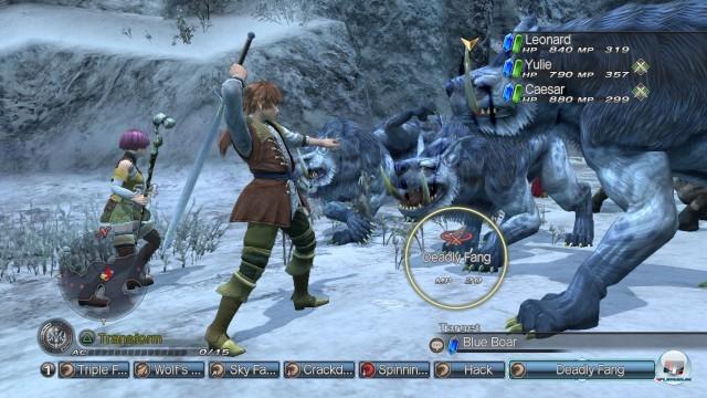 Screenshot - White Knight Chronicles II (PlayStation3) 2226903