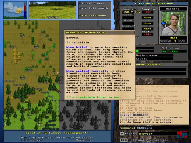 Screenshot - Unreal World (Linux) 92520771
