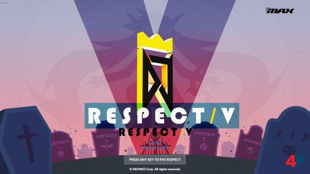 Screenshot - DJMax Respect V (PC)