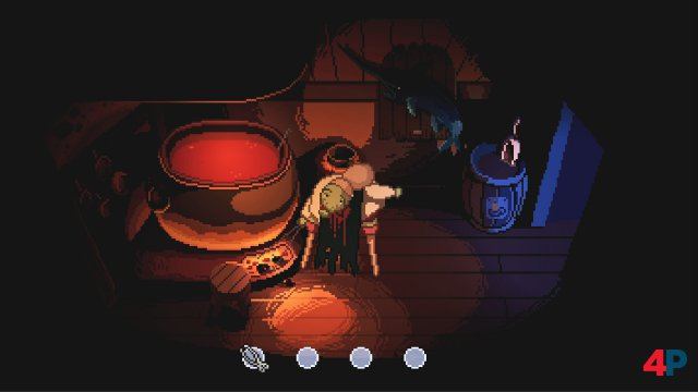 Screenshot - The Supper (PC)