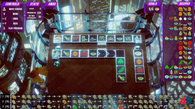 Screenshot - Neon Noodles - Cyberpunk Kitchen Automation (PC) 92601532